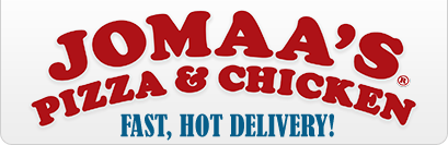 Jomaa;s Pizza & Chicken fast, hot delivery!